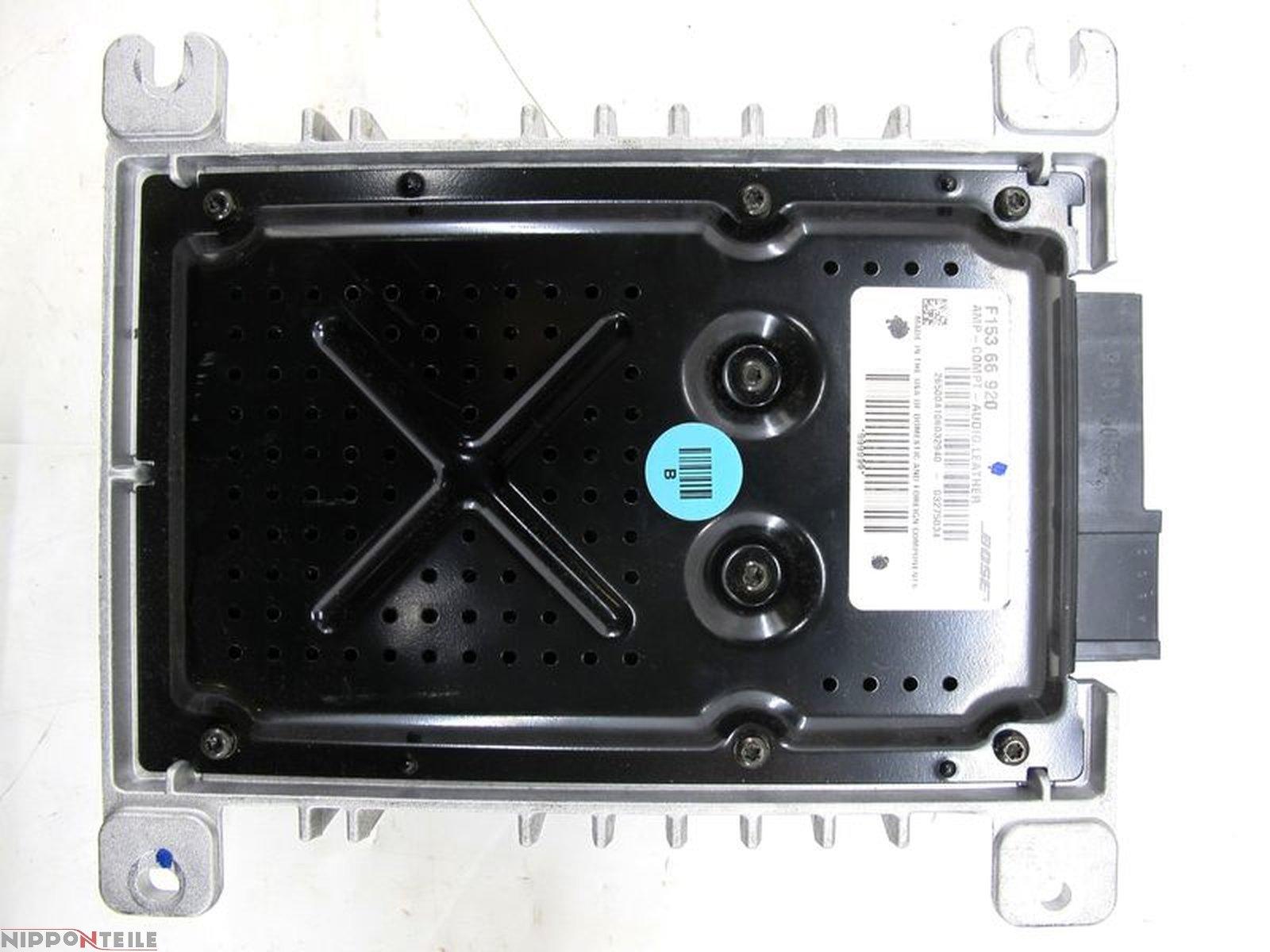 mazda rx 8 bose soundsystem sound anlage komplett micro. Black Bedroom Furniture Sets. Home Design Ideas